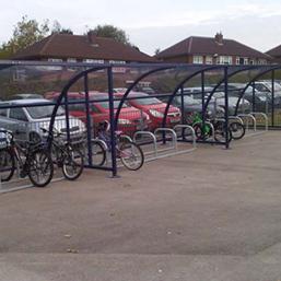 bike shelter 3