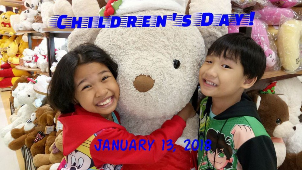 Children's Day 2018