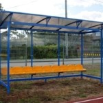 Outdoor Sports Shelter