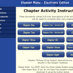 kidcoder stud menu electronic